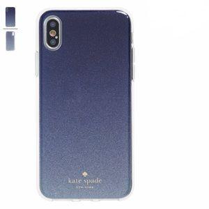 EUC Kate Spade Glitter Ombré iPhone 7/8 Case